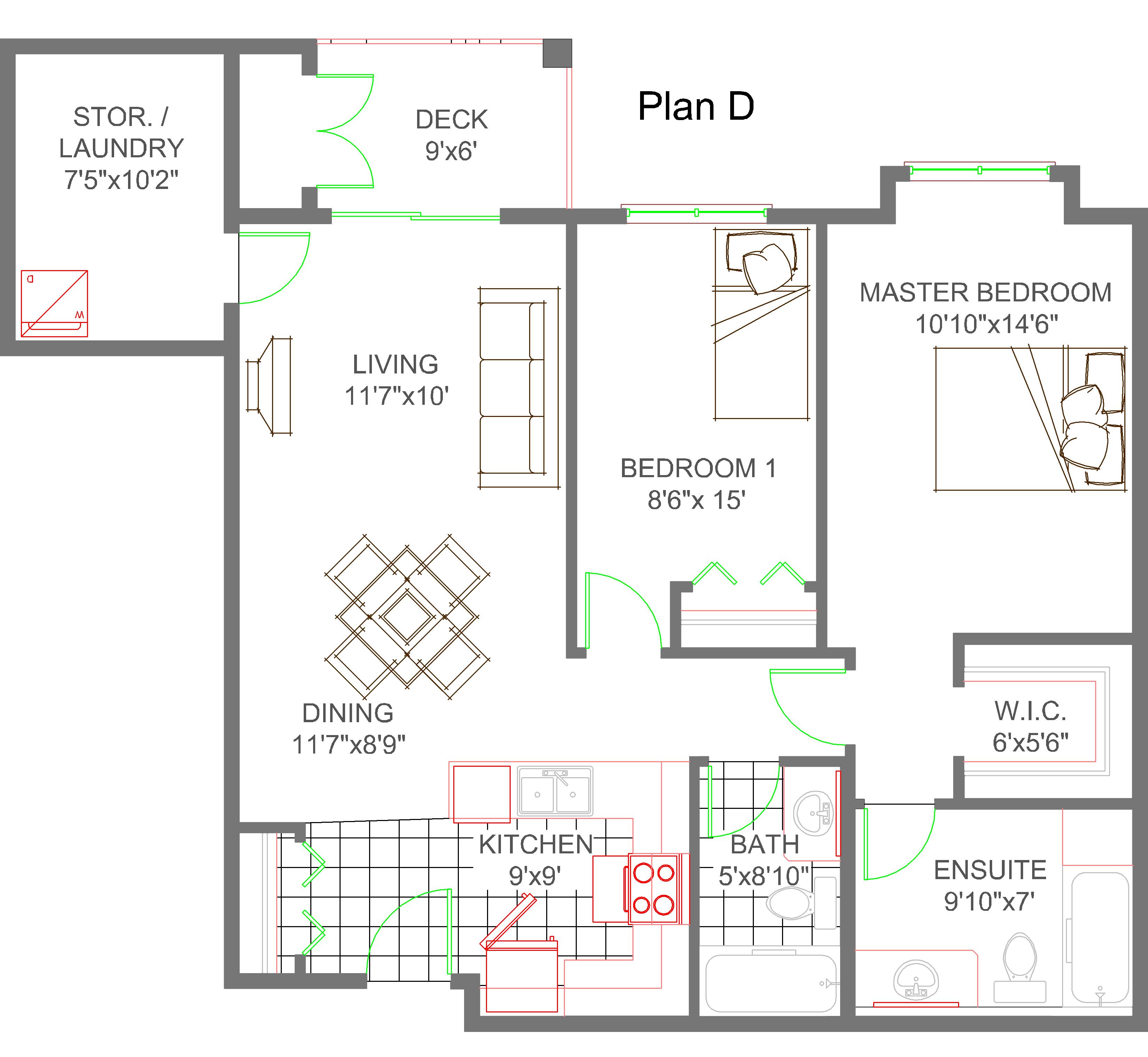 Plan d for Plans com